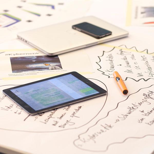 CAS Unterricht gestalten mit digitalen Medien